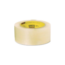 Scotch® Box Sealing Tape 371 Clear, 48 mm x 100 m