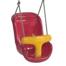 WICKEY Siège de balançoire petit enfants pour aire de jeux + portique en bois