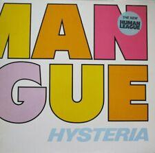 HUMAN LEAGUE - HYSTERIA - LP (ORIGINAL INNERSLEEVE)