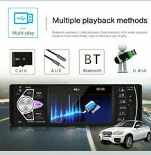 4022d 4.1'' 1DIN Car Stereo MP5 MP3 Player Bluetooth FM Radio USB AUX + Camera