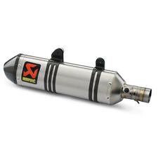 Akrapovic Silenziatore Slip-On KTM EXC SX  XC SMR 250 / 350 / 500