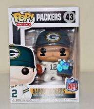Funko NFL Aaron Rodgers Wave 4 Green Bay Packers 2017 Vinyl Figure #43 - NEW