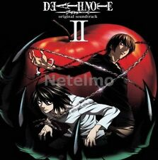 New 0797 DEATH NOTE Original Soundtrack CD Version Ver. Limited Edition 2