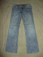 DOLCE & GABBANA Ladies, Girls, Womens sz 28 ICON Low Rise Bootcut Jeans Italy