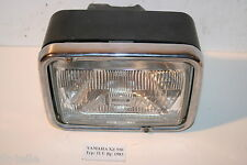 YAMAHA XZ 550 Scheinwerfer Lampe Hauptscheinwerfer