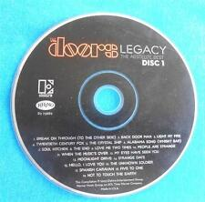 THE DOORS ~ Legacy: The Absolute Best ~ Disc 1 ONLY ~ CD REPLACEMENT DISK