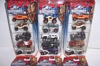18 Matchbox Jurassic World Toy Vehicles