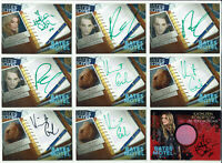 Bates Motel Season 2 Breygent Marketing 2016 Autograph Card Selection