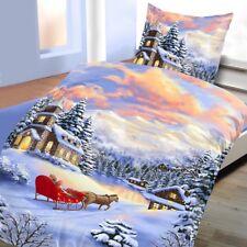 bettw schegarnituren im weihnachts stil ebay. Black Bedroom Furniture Sets. Home Design Ideas
