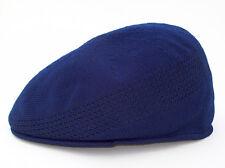 Men's Navy Knit Ivy Style Cap - Medium