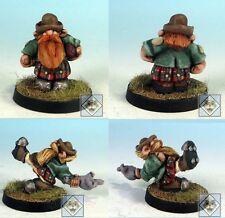2011 Scotling Ball & Haggis Fantasy Football Dwarf Gnome Imp Scotlings Dwarves