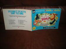 SYLVAIN ET SYLVETTE SERIE 2 N°53 LE GRAND BOUM - EDITION ORIGINALE 1972
