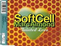 SOFT CELL ~ Marc Almond ~ Tainted Love [x2+1] ~ maxi CD single ~ 1991