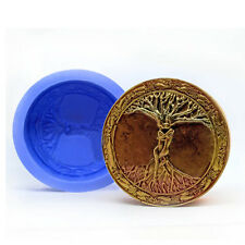 JM TREE of LIFE Lovers romantic love wedding silicone mold soap mold candle mold