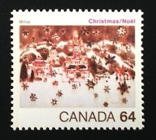 Canada #1042 MNH, Christmas - Snow in Bethlehem Stamp 1984