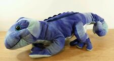 "Kohl's Cares Eric Carle Blue Iguana / Lizard 18"" Plush"