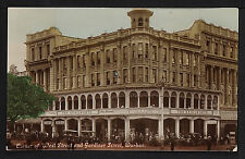 SOUTH AFRICA 53-DURBAN -Corner of West Street and Garnier Stre(Real Photo (RPPC)