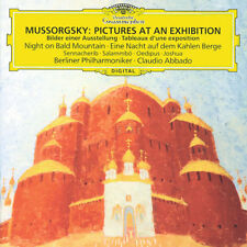 Claudio Abbado - Mussorgsky: Pictures at an Exhibition