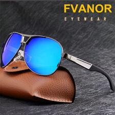 Polarized Sunglasses Men's Driving Pilot UV400 Outdoor Eyewear Sport Sun Glasses