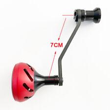 DIY Carbon Fiber Big knob Fishing Reel handle for daiwa fuego lt exceler lt