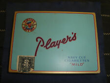 "Vintage Player's Navy Cut ""Mild"" Collectible Tin"