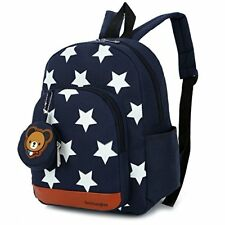 e967d6084288 DafenQ Kids Backpack - Cute Bear Toddler Schoolbag Baby Lunch Boxes Carry  Bag or