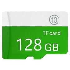 Class 10 128GB Micro SD TF Flash Memory Card for Camera Phone FREE Adapter NEW