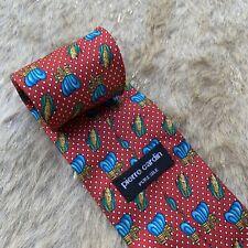 Pierre Cardin Men's 100% Pure Silk Ties - Made In Italy