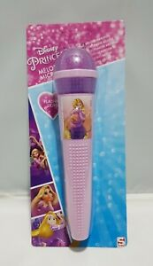 Princess Light Up Melody Microphone Disney Toy Flashing Lights Sounds
