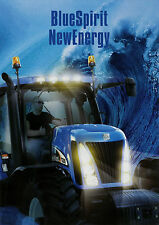 New Holland TG Traktoren Prospekt 2002 6/02 brochure Traktor Trecker brochure