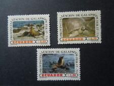 G1041   ECUADOR 1973   SEALS    MNH