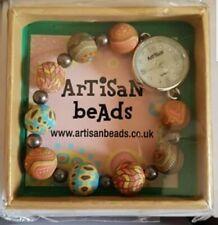 Brand New Artisan Beads Watch ( Boxed)