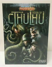 Pandemic: Reign of Cthulhu HP Lovecraft Board Game | Z Man Games | New Sealed