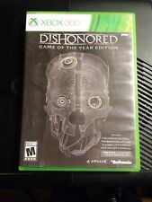 Dishonored [Xbox 360] Great condition Case or manual may be damaged or missing