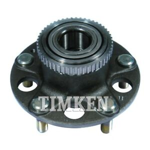 Wheel Bearing and Hub Assembly Rear Timken 512255 fits 97-98 Acura Integra