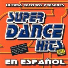 Super Dance Hits En Espanol CD New