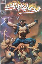 SHARKY #1 (2000) 1ST PRINTING BAGGED & BOARDED IMAGE COMICS