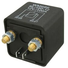 X7Y3 12V 100Amp 4-Pin Heavy Duty ON/OFF Switch Split Charge Relay For Auto Boat