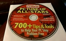 Pc World Tune Up All-Stars Vol 2 700+ Tips & Tools how to videos Guide Sample