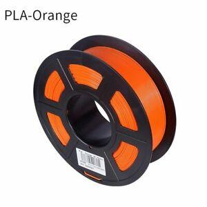 3D Printer 1.75mm Filament PLA Colorful Plastic 1kg With Sturdy Spool Materials