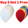 25 X Latex PLAIN helium BALOON BALLOONS Quality Party Birthday Wedding BALLONS
