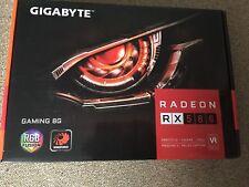 Gigabyte Radeon RX 580 Gaming 8G mit 8GB GDDR5 - NEU & OVP