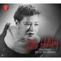Billie Holiday - Her Finest Studio Recordings [CD]