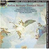 Various Composers, Italian Baroque Trumpet Music (Steele-Perkins, Keavy), CD, Ve