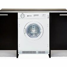 White Knight C43AW 43AW 6kg Integrated Vented Tumble Dryer HW170995
