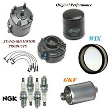 Tune Up Kit Air Oil Fuel Filters Wire Spark Plugs For GMC S15 JIMMY L4 2.0L 1984