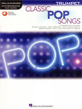 Classic Pop Songs Play-Along Trumpet Trompete Noten mit Download Code