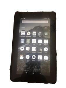 "AMAZON KINDLE FIRE 7""TABLET 16GB WI-FI  (7th Gen )"