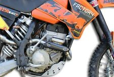 DOMINATOR HEADER HEAD PIPE WITH POWERBOMB KTM EXC-F EXC 250 F 06-08