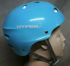Helmet Hyper Platinum Small-Medium Blue Inline Skate-Rollerblade Skateboard Bike